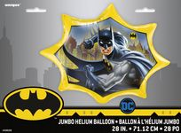 "Batman 28"" Foil Balloon"